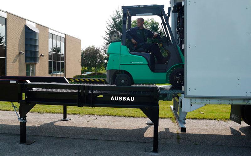 Platformă de încărcare AUSBAU-PLT
